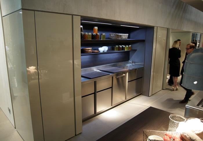 Kleine keuken l vorm inspiratie keukenfotou s in de keukengalerie pagina keuken uitzoeken tips - Eiland in de kleine keuken ...