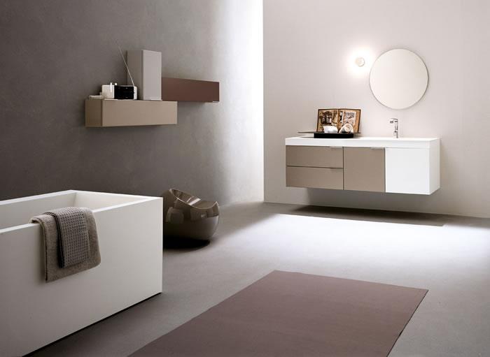 Luxe Badkamer Spiegel ~ Evolution serie is een stuk strakker als de Pininfarina lijn badkamers