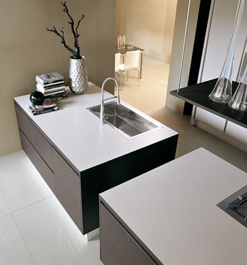 Eilandkeukens trend of hype design keukens - In het midden eiland keuken ...