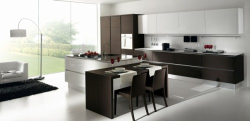 Blog over italiaanse design keukens hoogglans keukens for Cucine italiane design moderne