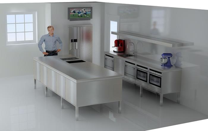 Eiland Keukens Showroom : Rudy`s blog over Italiaanse Design Keukens e d
