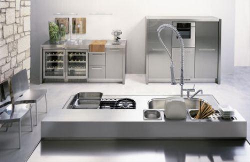 Design Rvs Keukens : Rudy`s blog over Italiaanse Design Keukens e d